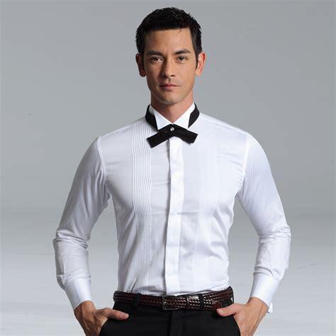men tuxedo shirt french cufflinks banquet