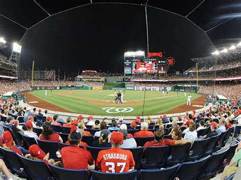 washington nationals club seats high end dining at d c s nationals park is a hit forbes