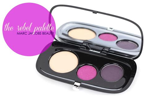 Marc Eyeshadow 106 The Rebel Original 100 marc style eye con no 3 plush shadow palette 106 the rebel review and look