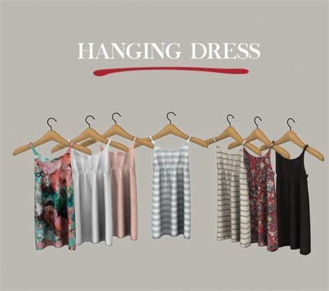 hanging dress  leo sims sims  updates