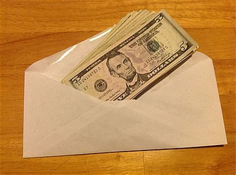 work from home envelopes