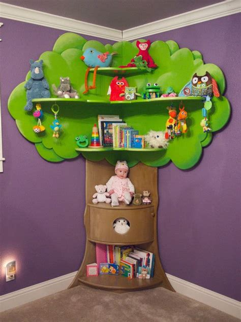 Diy Bookshelves Ideas Sarah Chintomby Rhodes Children S Tree Bookcase By