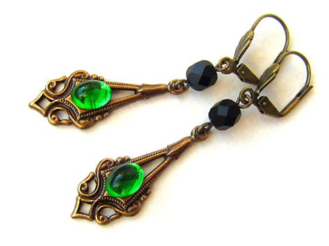 deceit thor and loki inspired earrings by