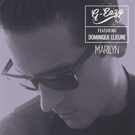 g eazy x reader g eazy marilyn ft dominique lejeune music video