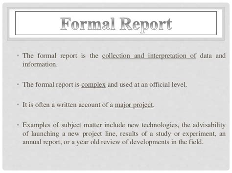 File Management And Report Writing by What Is Report Writing And Its Types Contentmart