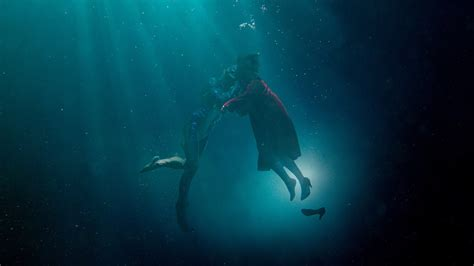 review the shape of water