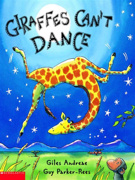 giraffes cant dance waterstones