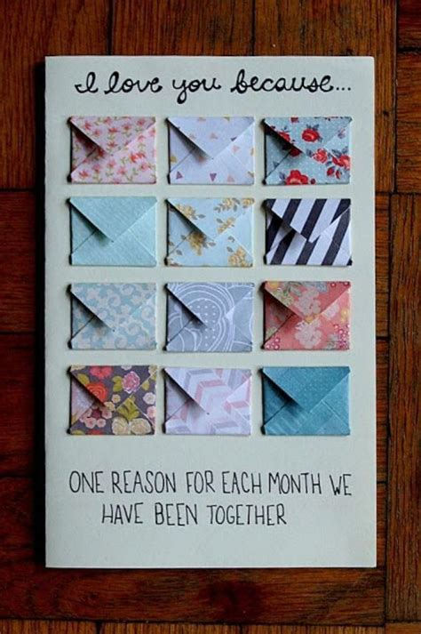 Handmade Anniversary Gift Ideas - best 20 scrapbook boyfriend ideas on