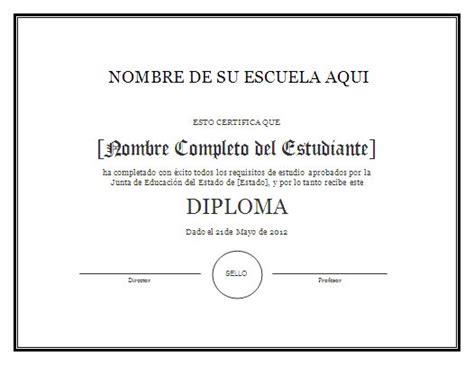 certificados a estudiantes para imprimir modelo de diploma para imprimir gratis