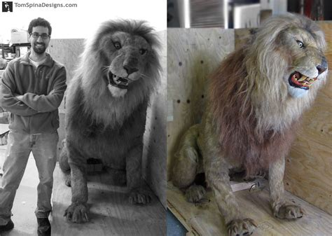 lion film pictures jumanji life sized lion movie costume conservation 187 tom