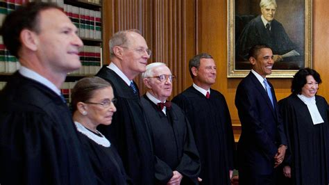 how many supreme court justices sit on the bench scotus the four types of justices politico magazine