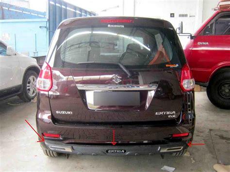 Promo Spoiler Untuk Semua Mobil baru promo rearguard khusus mobil honda mobilio