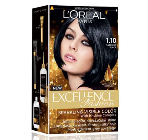 Excellence Fashion L Oreal review l or 233 al excellence fashion hair dye home