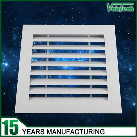 window fan with louvers ventilation and decorative air conditioner louver exhaust