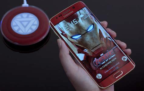 Iron Originalquot Samsung Galaxy S6 S6 Edge the official galaxy s6 edge iron edition unboxing bgr