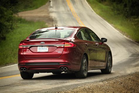 ford fusion 2017 2017 ford fusion review
