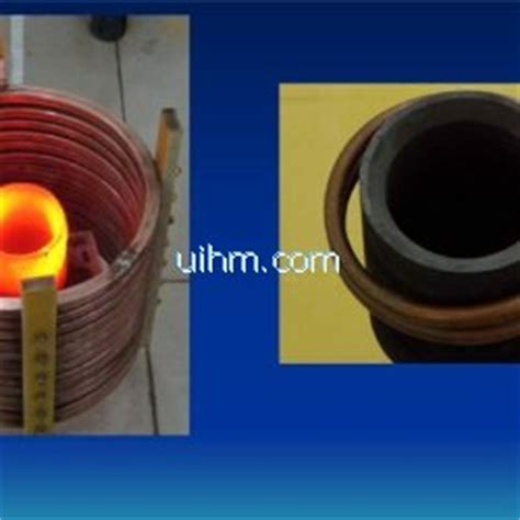 induction heating graphite crucible other induction applications united induction heating machine limited of china