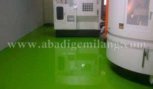 Harga Epoxy Clear Coat foto cat epoxy lantai pabrik gelas