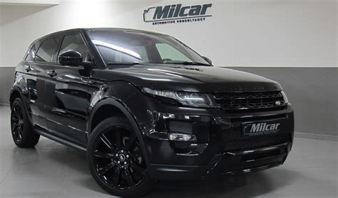 land rover evoque 2015 black milcar automotive consultancy 187 range rover evoque