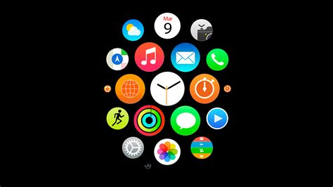 Wallpaper For Mac App | apple watch app icons wallpapers for iphone ipad and desktop