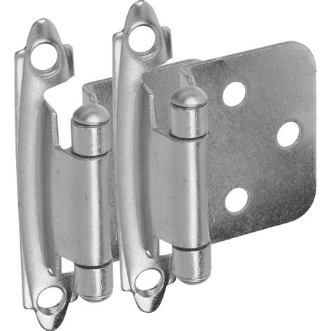satin nickel cabinet hinges cabinet hardware flush variable overlay hinges satin