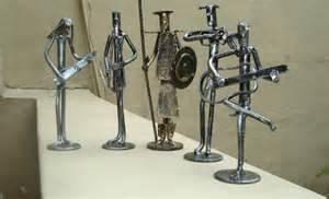 Professional Office Decor Ideas by Scrap Metal Art Scrap Sculptures