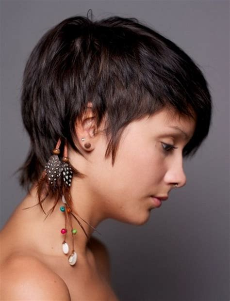 regular hairstyles for women photos of very short hairstyles for women