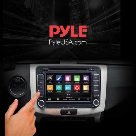 pyle pvwmulti volkswagen vw universal replacement stereo receiver plug  play direct