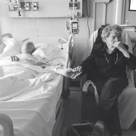 couple in bed tumblr beautiful photo captures elderly couple s enduring