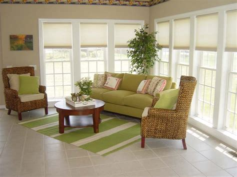 Sunroom Furnishings choosing the furniture for your sunroom home style