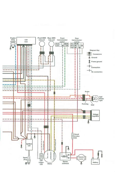 polaris voltage regulator wiring diagram dc voltage