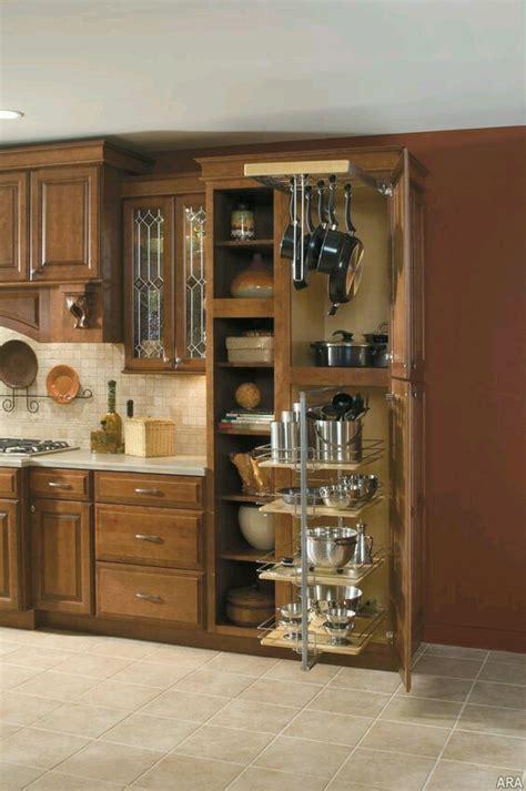 Kitchen Utensils Storage Cabinet 40 Smart Kitchen Storage And Space Management Ideas