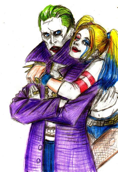 imagenes del joker y harley quinn joker y harley quinn por petrushka dibujando