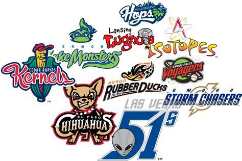 baseball names play minor league baseball s best goofy and geeky team names geekdad