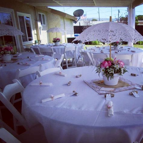 bridal shower table centerpiece ideas unique umbrella wedding centerpiece weddceremony