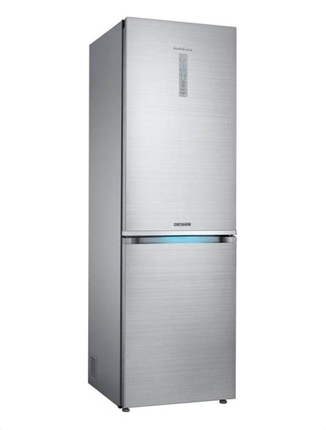 samsung chef collection 24 in w 12 cu ft bottom freezer