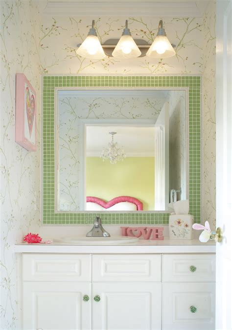 decorating ideas for bathroom mirrors staggering framed oval mirrors for bathrooms decorating