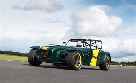 caterham seven could use to renault engines mercedes