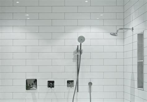 Prefab Shower Walls by Choosing Between A Prefabricated Stall Or Tiled Shower