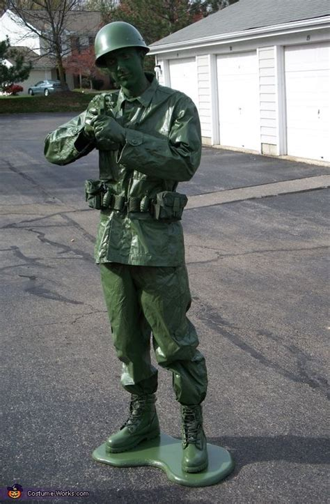 toy soldier halloween costume contest  costume works