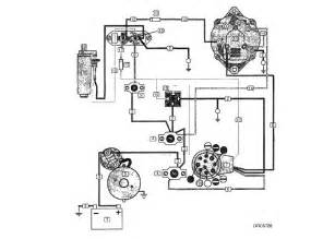 volvo penta marine alternator wiring diagram website of