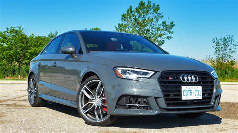 Test Audi S3 by 2017 Audi S3 Technik Test Drive Review