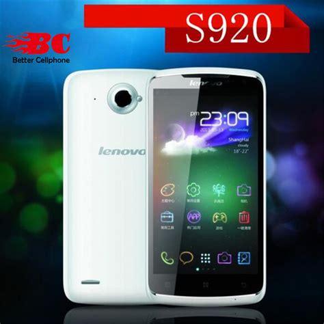 Lcdtouscren Originall Lenovo S920 original lenovo s920 android 4 2 mtk6589 3g wcdma hd ips screen dual sim gps