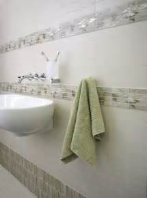 bathroom tile border ideas design tiles
