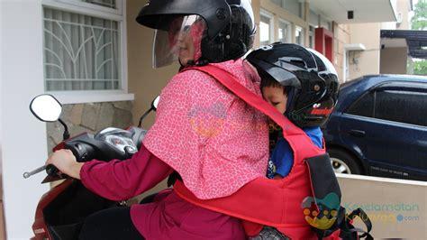 Kursi Bonceng Anak Review review sabuk bonceng anak zatra keamanan dan