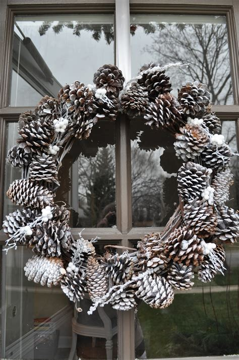 Just So Lovely Our Front Door Winter Wreath Winter Wreaths For Front Door
