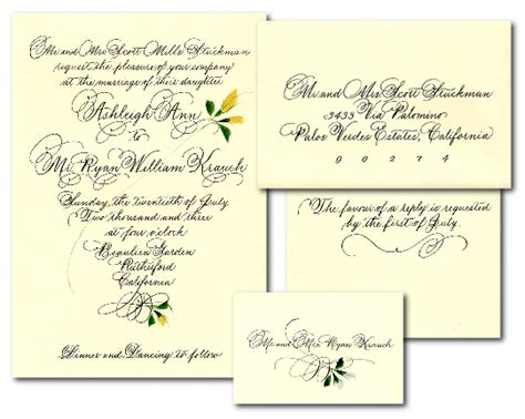 custom ink sts for wedding invitations wedding calligraphy custom wedding invitations and wedding sets wedding invitation envelopes