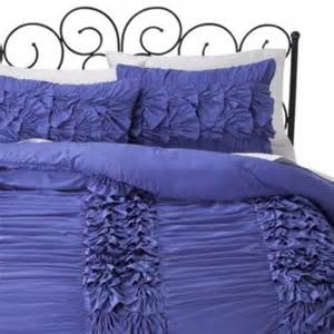 xhilaration textured ruched ruffle comforter set dorm twin