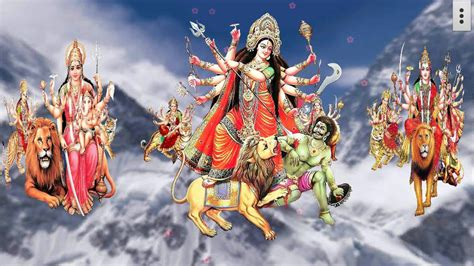 maa durga hd wallpaper p  pc group pictures