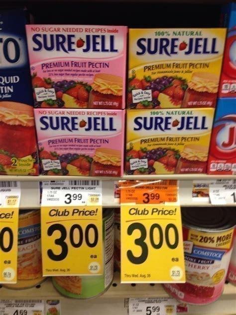 Sure Jell Detox Method by Certo Walmart